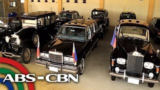 Executive Class: A look at presidential cars in Philippine history