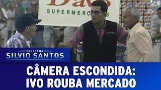Câmera Escondida (19/06/16) -  Ivo rouba mercado