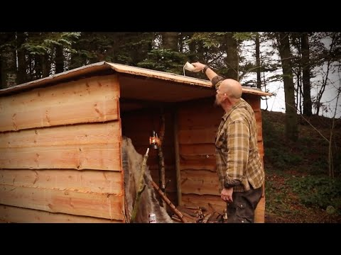 A Viking  'Baptism'