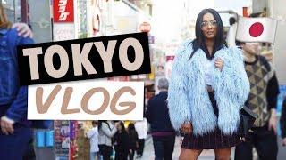 VLOG! Work Trip to Tokyo! | Deepica Mutyala