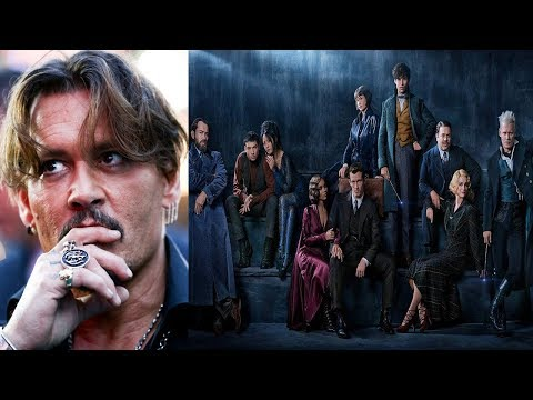 Johnny Depp Has Finally Broken His Silence On The Fantastic Beasts Contr-versy