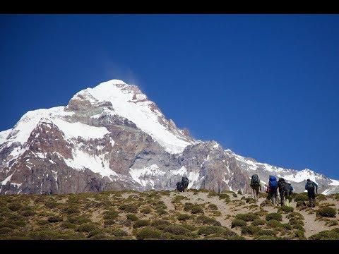 Climbing Mt Aconcagua Polish Traverse - Extreme Adventure Full Documentary