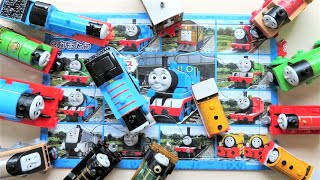 Thomas & Friends Three kinds of puzzles And they coalesce Adventures Trackmaster Wooden Railway