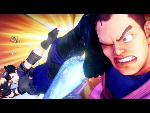 Street Fighters V Champion Edition Dan's Defeat Quotes |