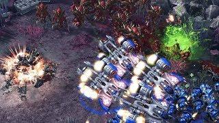SortOf (Z) v Taeja (T) on Acid Plant - StarCraft2 - Legacy of the Void 2018