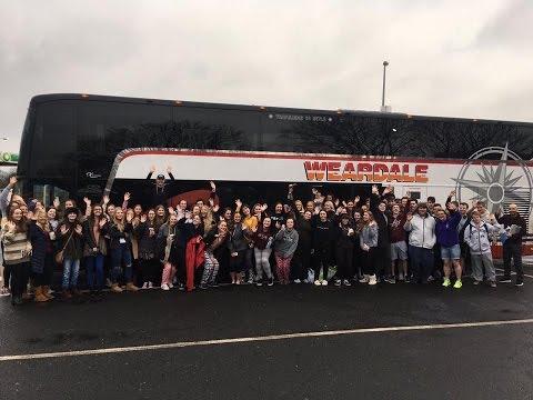 ross high school class of 2017 - graduation video