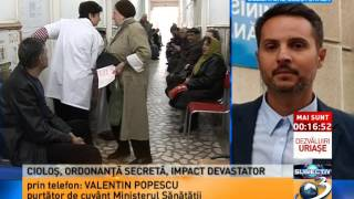 Cioloş, ordonanţă secretă, impact devastator. Ce spune Valentin Popescu, purtător de cuvânt MS