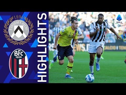 Udinese Bologna Goals And Highlights