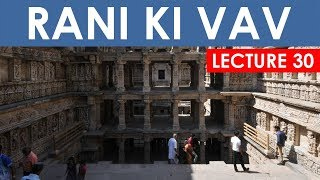 UNESCO World Heritage Site, Rani ki Vav, The Queen's Stepwell the banks of the Saraswati River #30