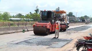 Khẩn trương sửa chữa Quốc lộ 1 đoạn qua tỉnh Bình Định