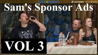 Sam's Sponsor Ads [VOL3] (Critical Role)