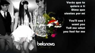 Belanova - One, Two, Three, Go! (1, 2, 3, Go!) (English translation)