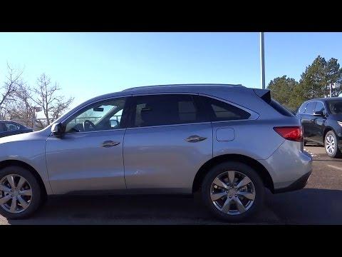 2016 Acura MDX Aurora, Denver, Highland Ranch, Parker, Centennial, CO 16479