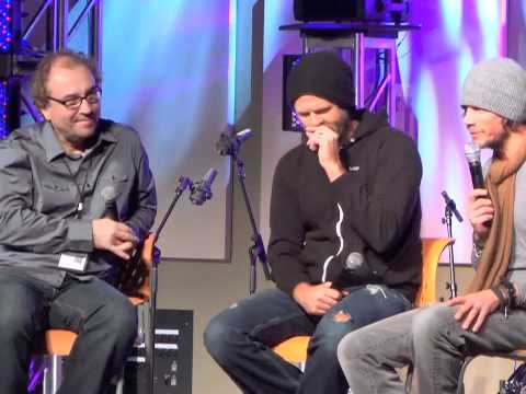 Audio Adrenaline Interview at re:create 2011