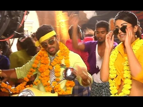 Iddarammayilatho Top Lesi Poddi Full Song Making - Allu Arjun, Amala Paul , Catherine Tresa