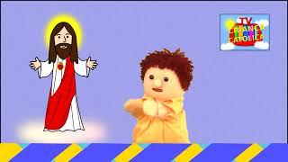 SAGRADO CORAÇÃO DE JESUS - para crianças
