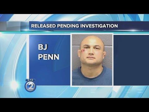 Maui police release mugshot of BJ Penn