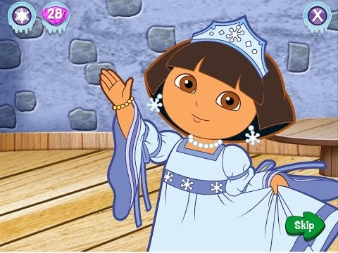 Dora the Explorer  Winter Holiday Adventures  Run Time: 22 Minutes