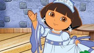 Dora The Explorer   Winter Holiday Adventures | Run Time