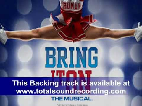 Killer Instinct - in the style of Bring It On Backing Track Sample