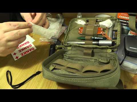 EDC auffrischen und aufräumen | Maxpedition Organizer Gear Tasche