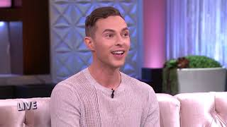 FULL INTERVIEW PART TWO: Adam Rippon on Botox, Kylie Jenner, and More!