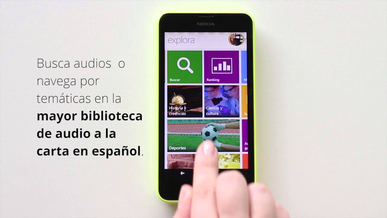 Slot App Windows Phone