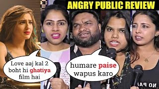Love Aaj Kal 2 PUBLIC REVIEW - BAKWAS Movie - FLOP Hai - Sara Ali Khan And Kartik Aryan