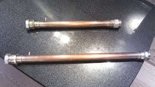 модернизирование самогонного аппарата Изготовление 2 царг