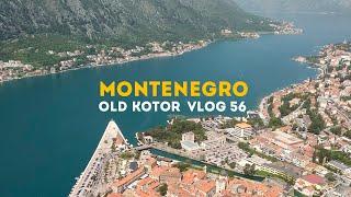 Путешествие по Черногории Старый Котор Херцег Нови Balkanroadtrip VLOG 56