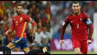 Роналду Коста 2018. хет-трик Криштиану Роналду и дубль Диего Косты.