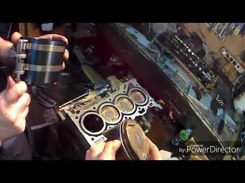 1ZR FE ремонт и основные моменты, ГРМ, насос, поршни, протяжка. Corolla 2008 e150