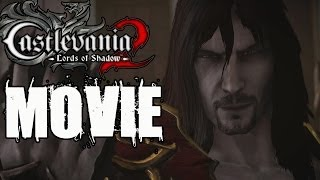 Castlevania Lords of Shadow 2 - All Cutscenes (Game Movie)