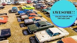 [AWESOME!!!] Collection of 340+ Vintage Cars Up For Grabs in Canada