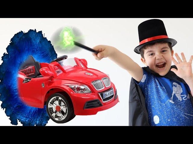 Yusuf's Funny Magic Story
