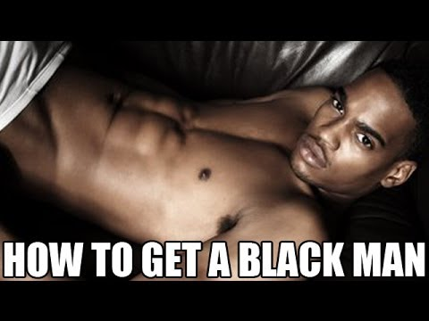 SCC Comedy - How to Get a Black Man