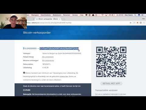 Hoe verkoop ik bitcoins. Een uitleg voor beginners!