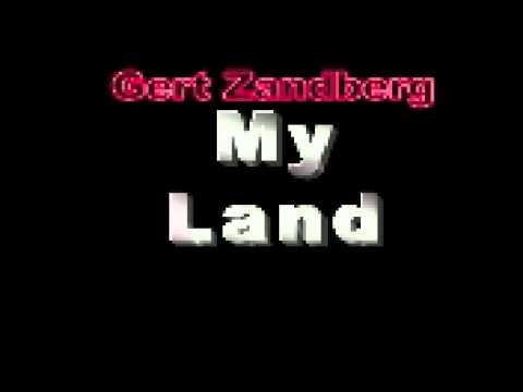 My Land - Gert Zandberg.