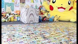 UnlistedLeaf's ENTIRE Pokemon Card Collection 2018