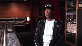 """Straight Outta Compton: Corey Hawkins """"Dr. Dre"""" Behind the Scenes Movie Interview Video"""