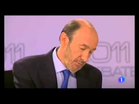Exclusiva de Anda ya! Rajoy y Rubalcaba... El verdadero debate