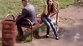 Дядя на лавочке=)))