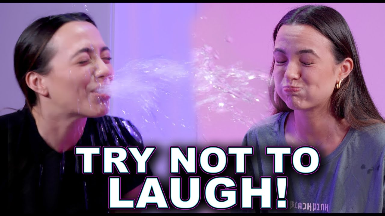 Try Not To Laugh Challenge! Fan Edition - Merrell Twins
