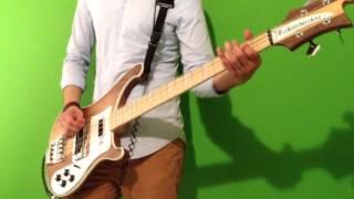Fall Out Boy West Coast Smoker Bass Cover