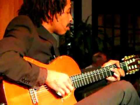 Master Naudo Rodriguez - The girl from Ipanema 2