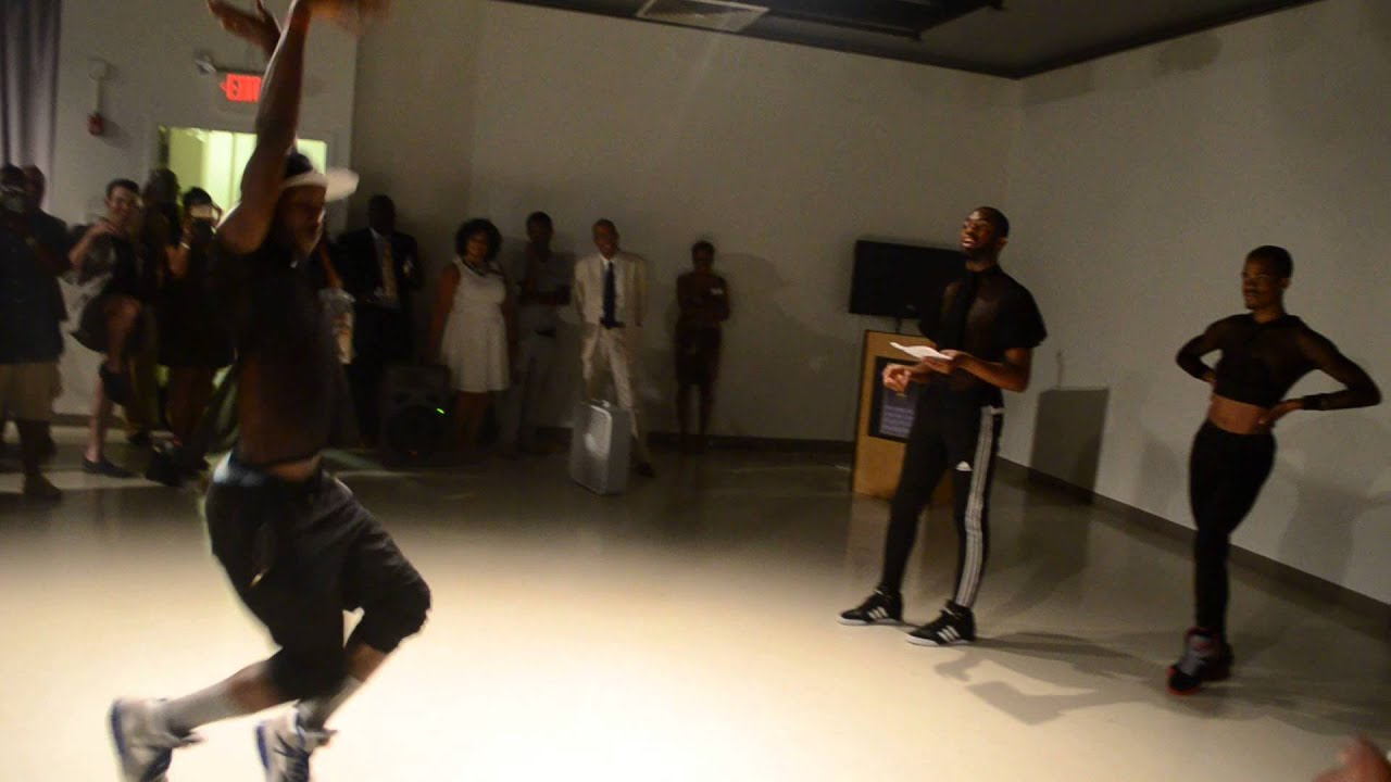 Xcel Dance Crew Performance At The Legendary Exhibit The African