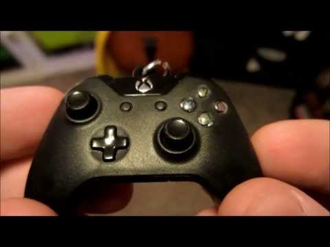 Xbox One Controller Keychain Review - YouTube