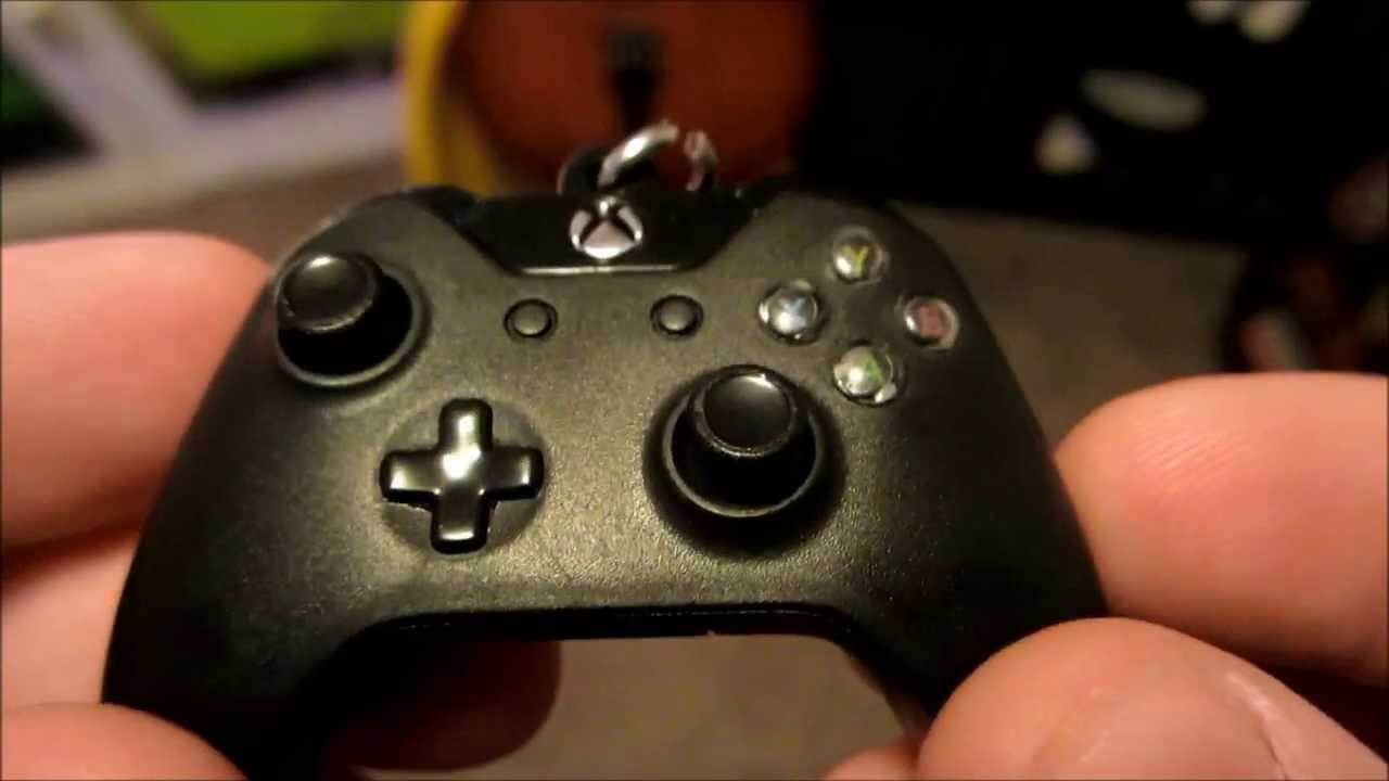 Xbox One Controller Keychain Review