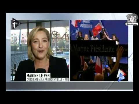 Marine Le Pen chante Dalida (version musicale)