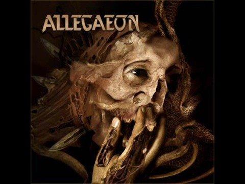 Allegaeon- Cower Before Me